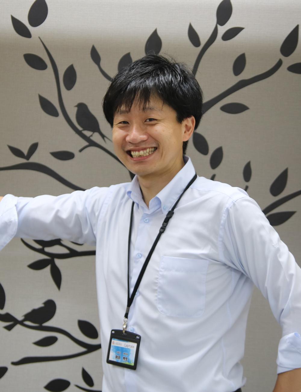 前田 裕生